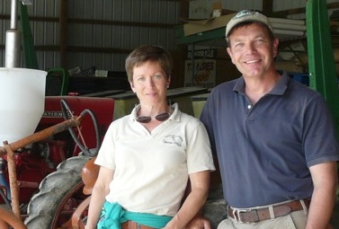 Organic Farmer Alison Howard to Share Her Story at Upcoming ALEI Conference