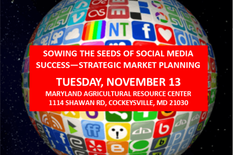 Sowing the Seeds of Social Media Success – Strategic Market Planning – Cockeysville